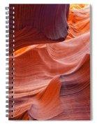 Lower Antelope Canyon, Arizona Spiral Notebook
