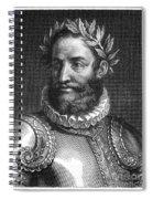 Luiz Vaz De Camoes (1524-1580) Spiral Notebook