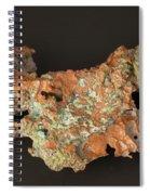 Native Copper Spiral Notebook