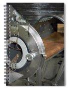 Negative Pressure Ventilator, Iron Lung Spiral Notebook