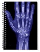 Normal Hand Spiral Notebook