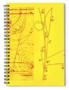 Omega-minus Particle, First Observation Spiral Notebook