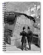 Paris: Exposition Of 1867 Spiral Notebook