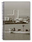 Ponta Delgada Spiral Notebook