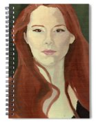 Portrait Spiral Notebook