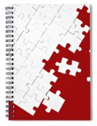 Puzzle Spiral Notebook