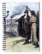 Robert Fulton (1765-1815) Spiral Notebook