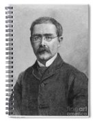 Rudyard Kipling (1865-1936) Spiral Notebook