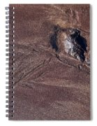 Sandmaps Spiral Notebook