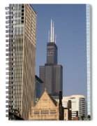 Sears Tower Spiral Notebook