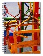 3 Spiral Notebook