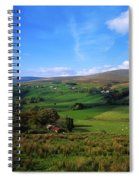 Sperrin Mountains, Co Tyrone, Ireland Spiral Notebook