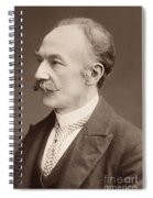 Thomas Hardy (1840-1928) Spiral Notebook