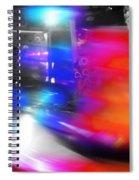 Waltzer  Spiral Notebook
