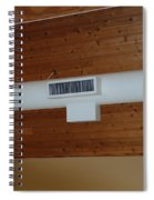 White Pipe Spiral Notebook
