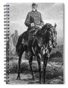 William I Of Prussia Spiral Notebook