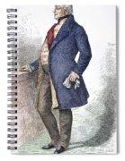 William Iv (1765-1837) Spiral Notebook