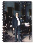 William Mckinley (1843-1901): Spiral Notebook