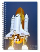 Space Shuttle Discovery Spiral Notebook