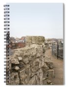 Scenes From The City Of York  Spiral Notebook