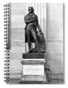 Thomas Jefferson (1743-1826) Spiral Notebook
