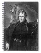 Andrew Jackson (1767-1845) Spiral Notebook
