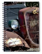 '36 Ford II Spiral Notebook