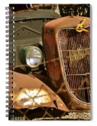 '36 Ford IIi Spiral Notebook