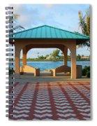 36- Palm Beach Inlet Spiral Notebook
