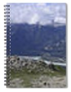 360 Roche Jacques Mountain Spiral Notebook
