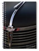 '38 Chevy Spiral Notebook