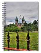 Buffalo Psychiatric Center Spiral Notebook