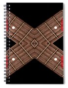 4 By 4 Horizontal Spiral Notebook