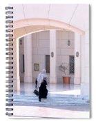 Cairo Opera Grounds Spiral Notebook