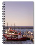 Chania - Crete Spiral Notebook