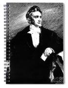 Charles Goodyear Spiral Notebook