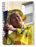 Chinese New Year Nyc 4708 Spiral Notebook
