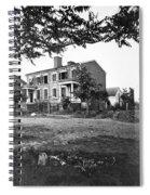 Civil War: Fredericksburg Spiral Notebook