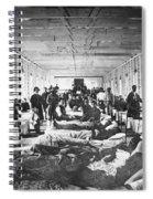 Civil War: Hospital Spiral Notebook