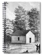 Civil War: Shiloh, 1862 Spiral Notebook