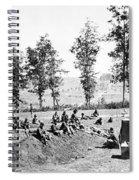 Civil War: Soldiers Spiral Notebook