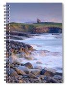 Classiebawn Castle, Mullaghmore, Co Spiral Notebook