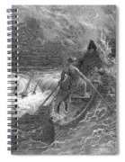 Coleridge: Ancient Mariner Spiral Notebook