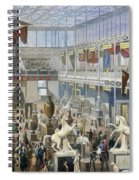 Crystal Palace, 1851 Spiral Notebook