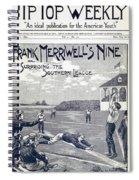 Dime Novel, 1897 Spiral Notebook