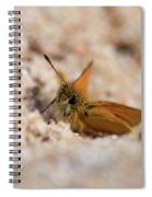 European Skipper Spiral Notebook