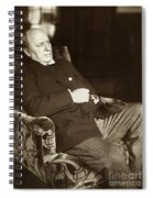 Henry James (1843-1916) Spiral Notebook