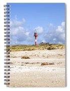 Hoernum - Sylt Spiral Notebook