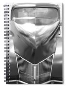 Hot Rod Grill Spiral Notebook