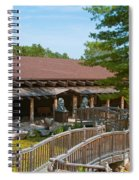 House On The Rock Spiral Notebook
